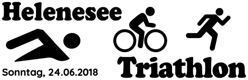 Helenesee Triathlon ab jetzt im www